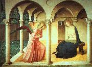 Fra Angelico The Annunciation oil painting picture wholesale