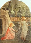 Fra Angelico Noli Me Tangere oil painting reproduction