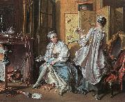 Francois Boucher La Toilette oil painting picture wholesale