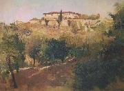 Frank Duveneck Villa Castellani, Bellosguardo oil painting picture wholesale