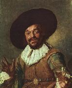 Frans Hals The Merry Drinker oil painting picture wholesale