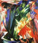 Franz Marc Birds oil painting picture wholesale