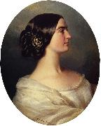 Franz Xaver Winterhalter Charlotte Stuart, Viscountess Canning oil painting picture wholesale