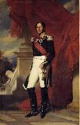 Franz Xaver Winterhalter Leopold I, King of the Belgians oil painting picture wholesale