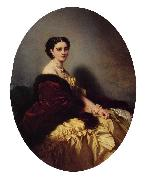 Franz Xaver Winterhalter Madame Sofya Petrovna Naryschkina oil painting picture wholesale