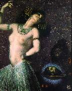 Franz von Stuck Salome oil painting picture wholesale