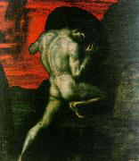 Franz von Stuck Sisyphus oil painting picture wholesale