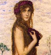 Franz von Stuck Spring oil painting picture wholesale