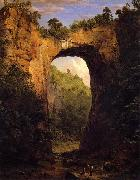 Frederic Edwin Church Natural Bridge Virginia oil painting picture wholesale