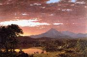 Frederic Edwin Church Mount Ktaadn oil painting picture wholesale