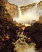 Frederic Edwin Church Tequendama Falls near Bogota, New Granada oil painting picture wholesale
