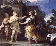 GIORDANO, Luca Venus Punishing Psyche with a Task  dfh oil painting picture wholesale