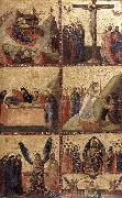 GIOVANNI DA RIMINI Stories of the Life of Christ sh oil painting picture wholesale