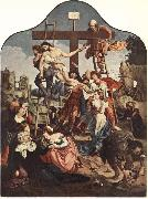 GOSSAERT, Jan (Mabuse) Deposition dsg oil painting picture wholesale