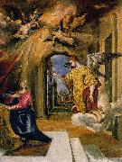 GRECO, El The Annunciation sdgm oil painting picture wholesale
