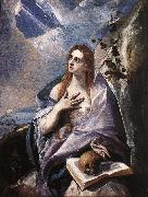 GRECO, El The Magdalene fhg oil painting picture wholesale