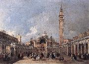 GUARDI, Francesco The Feast of the Ascension fdh oil painting picture wholesale