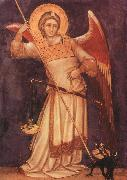 GUARIENTO d Arpo Archangel ighi oil painting picture wholesale