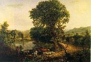 George Inness Afternoon oil painting picture wholesale