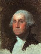 Gilbert Charles Stuart George Washington oil painting picture wholesale