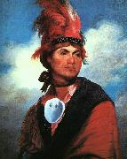Gilbert Charles Stuart Portrait of Joseph Brant oil painting picture wholesale