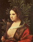 Giorgione Laura oil painting picture wholesale