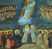 Giotto The Ascension oil painting picture wholesale