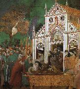 Giotto St.Francis Mourned by St.Clare oil painting picture wholesale