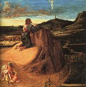 Giovanni Bellini Agony in the Garden Sweden oil painting reproduction