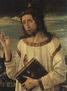 Giovanni Bellini Christ's Blessing oil painting picture wholesale