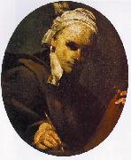 Giuseppe Maria Crespi Self Portrait_a oil painting picture wholesale
