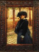 Guillaume Maillaud The Maillaun Ladies oil painting picture wholesale