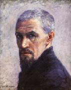 Gustave Caillebotte Self-Portrait oil painting picture wholesale