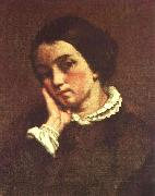 Gustave Courbet Juliette Courbet oil painting picture wholesale