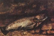 Gustave Courbet The Trout oil painting picture wholesale