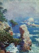 Guy Rose Mist Over Point Lobos oil painting picture wholesale