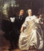 HELST, Bartholomeus van der Abraham del Court and Maria de Keersegieter sg oil painting picture wholesale