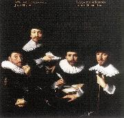 HELST, Bartholomeus van der Regents of the Walloon Orphanage gw oil painting picture wholesale