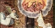 HOLBEIN, Hans the Elder Death of the Virgin (detail) f oil painting picture wholesale