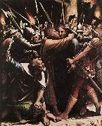 HOLBEIN, Hans the Younger The Passion (detail) f oil painting picture wholesale