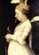 HOLBEIN, Hans the Younger Darmstadt Madonna (detail) sf oil painting picture wholesale