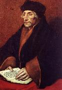 HOLBEIN, Hans the Younger Portrait of Erasmus of Rotterdam sf oil painting picture wholesale