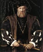 HOLBEIN, Hans the Younger Portrait of Charles de Solier, Lord of Morette ag oil painting picture wholesale