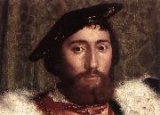 HOLBEIN, Hans the Younger The Ambassadors (detail) g oil painting picture wholesale