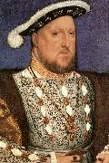 HOLBEIN, Hans the Younger Portrait of Henry VIII SG oil painting picture wholesale