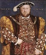HOLBEIN, Hans the Younger Portrait of Henry VIII dg oil painting picture wholesale