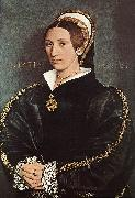 HOLBEIN, Hans the Younger Portrait of Catherine Howard s oil painting picture wholesale