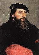 HOLBEIN, Hans the Younger Portrait of Duke Antony the Good of Lorraine sf oil painting picture wholesale