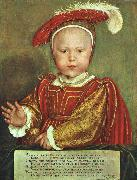 Hans Holbein Edward VI as a Child oil painting picture wholesale