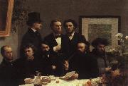 Henri Fantin-Latour The Corner of the Table oil painting picture wholesale